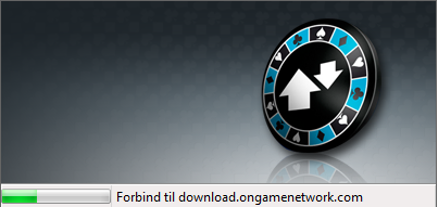 Betfair Poker klient starter